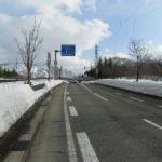 002高速道路と平行に南東へ